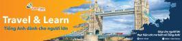 Travel & learn: tiếng anh cho người lớn 2