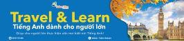 Travel & learn: tiếng anh cho người lớn 1